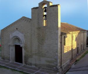 vista Santuario Santa Maria a mare